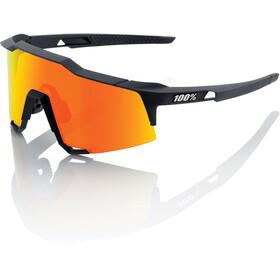 100% Speedcraft Cykelglasögon Tall svart